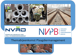 Plaagdiermanagement themabijeenkomst 2015
